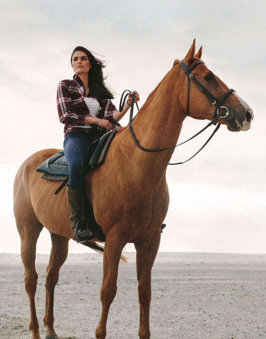 Practice your passion for horse riding